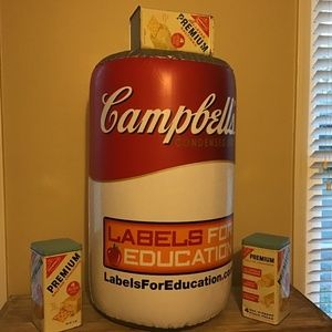 Campbell's Soup and Crackers Collection